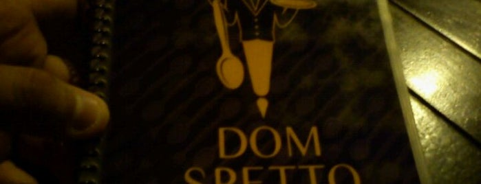 Dom Spetto is one of Casas Noturnas e Bares.