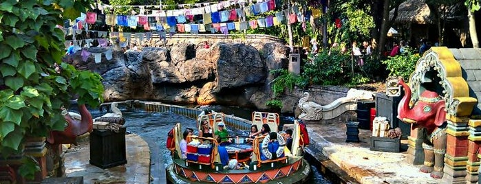 Kali River Rapids is one of Animal Kingdom.