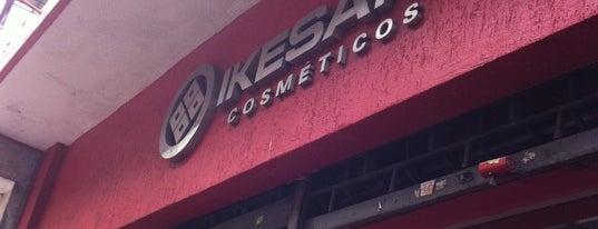 Ikesaki Cosméticos is one of Rapidinha....