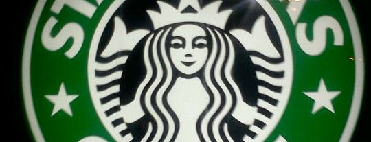 Starbucks is one of Eats.