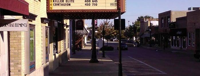 Classic Cinemas Woodstock Theater is one of Been To.