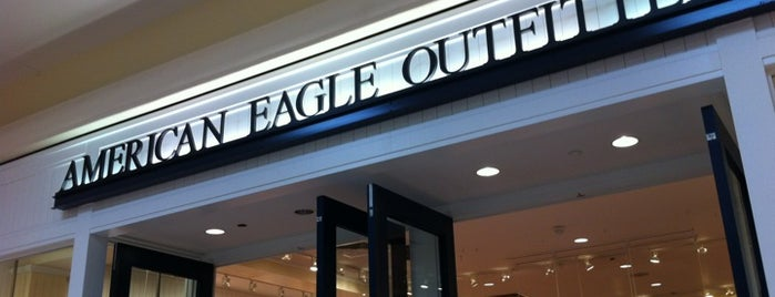 American Eagle Outfitters is one of Lugares favoritos de Sergio M. 🇲🇽🇧🇷🇱🇷.