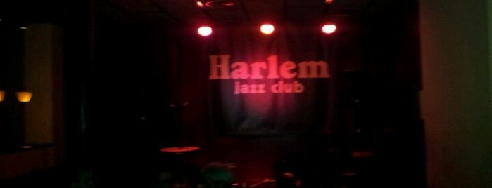Harlem Jazz Club is one of Live Music Bars in BCN.