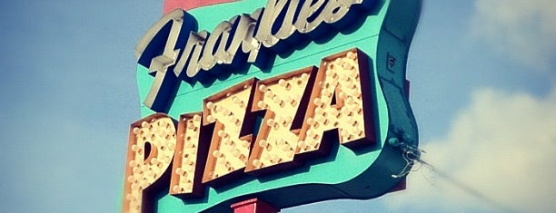 Frankie's Pizza is one of Lukas' South FL Food List!.