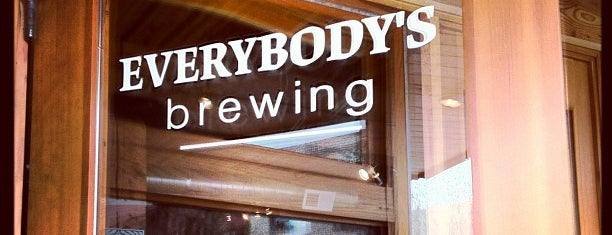 Everybody's Brewing is one of Oregon Breweries.