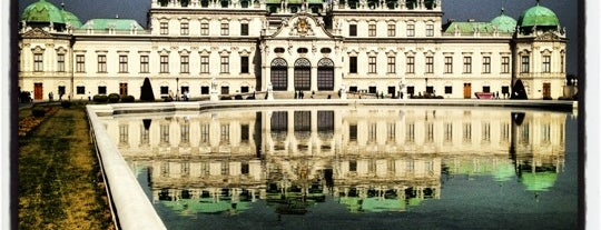 Oberes Belvedere is one of Must-Visit ... Vienna.