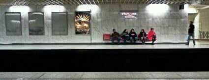 Syntagma Metro Station is one of Athens.