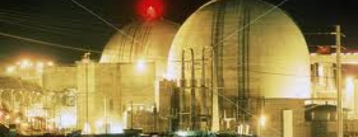 San Onofre Nuclear Generating Station is one of Guide to San Diego's best spots.