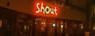 Shout! Restaurant & Lounge is one of Da Spot's.