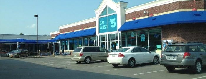 Delta Sonic Car Wash is one of Lugares favoritos de Barbara.