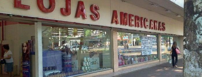 Lojas Americanas is one of Orte, die Joziel gefallen.