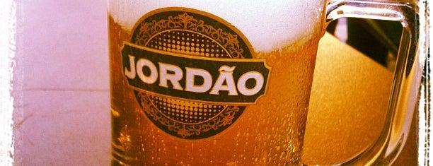 Jordão Bar is one of Restaurantes, Bares e Coffee Shops favoritos.