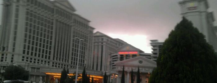 Caesars Palace Hotel & Casino is one of Places I've been.