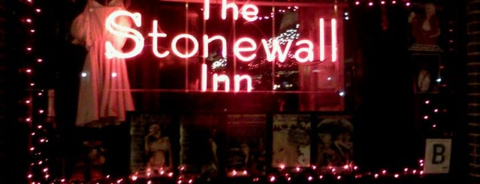 Stonewall Inn is one of NYC Gay Nightlife.