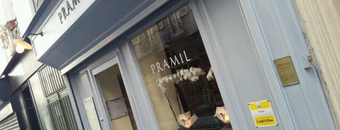 Pramil is one of restos.