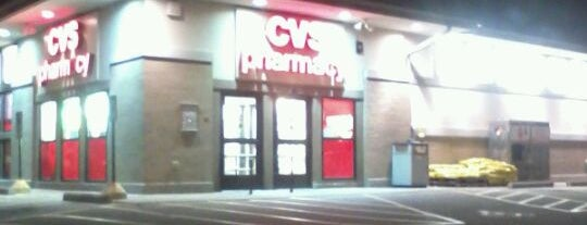 CVS pharmacy is one of Rob'un Beğendiği Mekanlar.