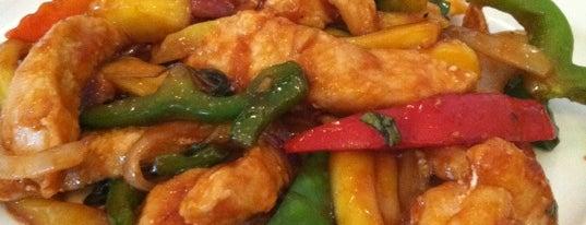 Jasmine Asian Bistro is one of Food.