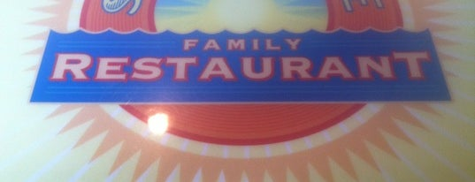 Sunrise Family Restaurant is one of Adventures.
