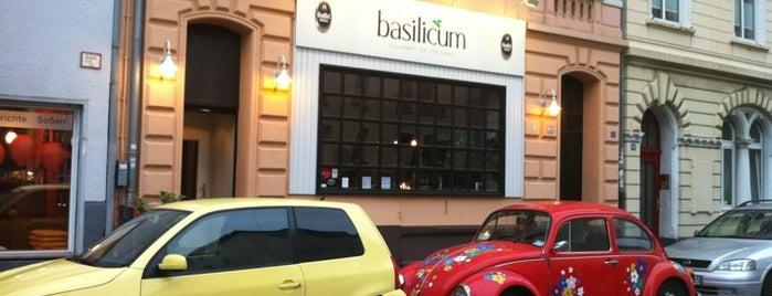 basilicum is one of Stefan'ın Beğendiği Mekanlar.