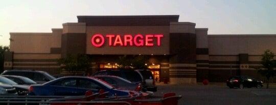 Target is one of Jenny: сохраненные места.