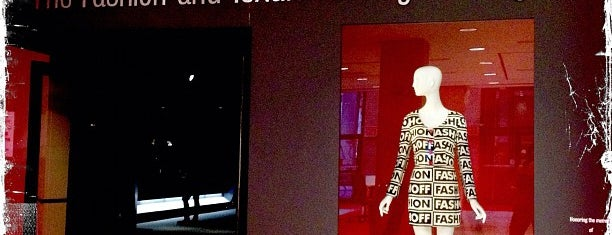 Museum at the Fashion Institute of Technology (FIT) is one of NY.