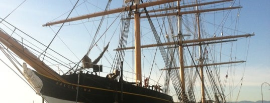 Balclutha is one of Trips / San Francisco, CA, USA.