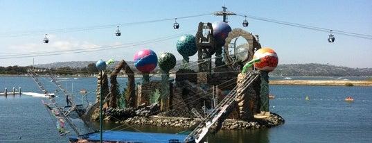 Cirque De La Mer is one of Mme.: сохраненные места.