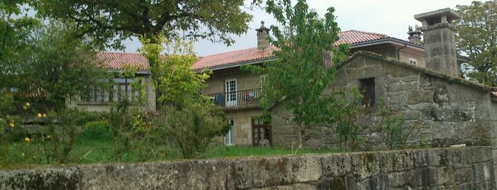 Casa Rural Casarellos is one of Kevinさんのお気に入りスポット.