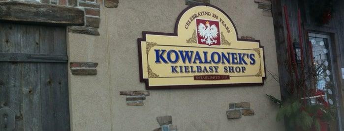 Kowalonek's Kielbasy Shop is one of Margie's Liked Places.