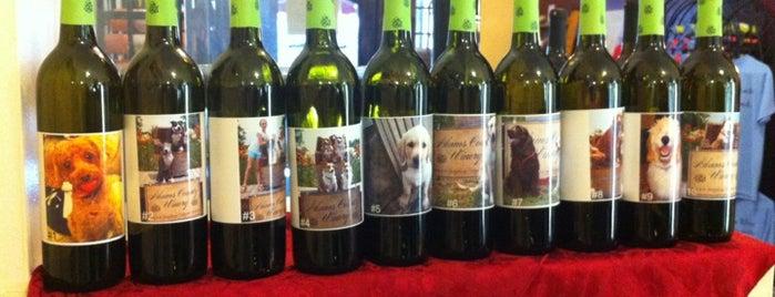 Adams County Winery is one of Gettysburg.