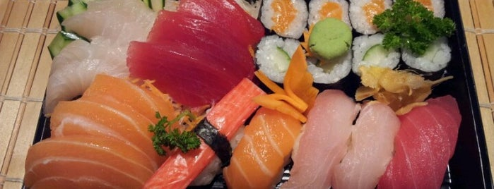 Sushi Home is one of Comer na Vila Leopoldina e arredores.