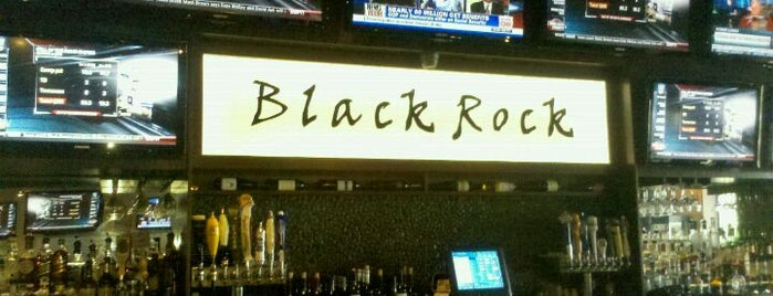 Black Rock Bar & Grill is one of Tempat yang Disimpan Scott.