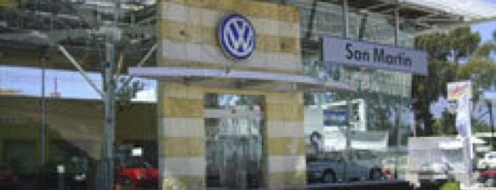 Volkswagen is one of Lieux qui ont plu à Ary.