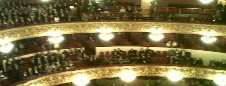 Liceu Opera Barcelona is one of 101 llocs a veure a Barcelona abans de morir.