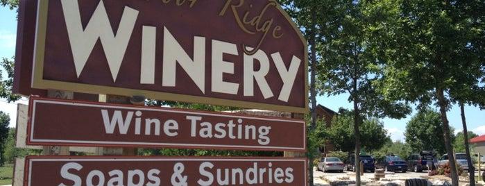 Harbor Ridge Winery is one of Wisconsin Wineries.