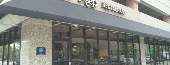 Le Peep is one of Jared's Liked Places.