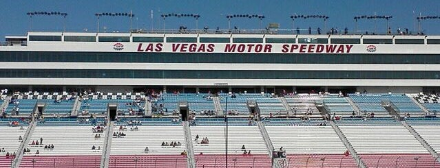 Las Vegas Motor Speedway: Blackjack Club is one of 101 places to see in Las Vegas before your die.
