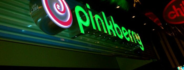 Pinkberry is one of Co Dance Chicago Trip.