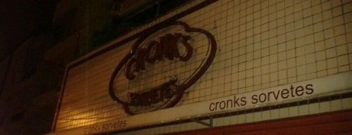 Cronks Sorvetes is one of Coffee & Tea.