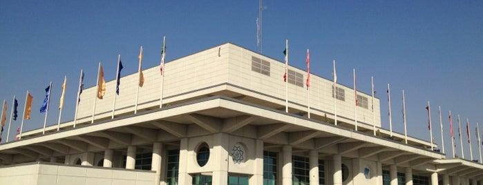 Milad Auditorium | سالن همایشهای برج میلاد is one of สถานที่ที่ Hamilton ถูกใจ.