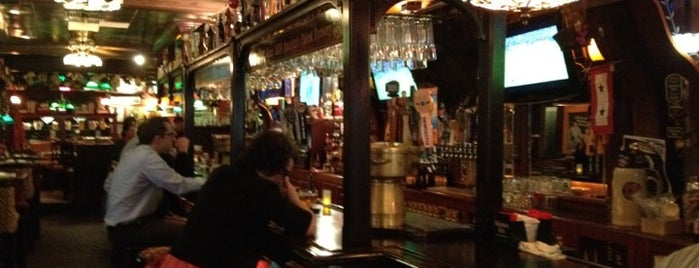 Moriarty's Restaurant & Irish Pub is one of Eat, Drink & Be Philly Dining Guide!.