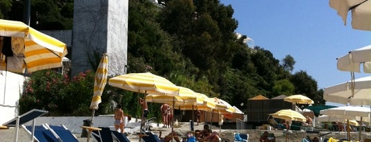 Marina Grande is one of √ Best Beach Resorts in Liguria.