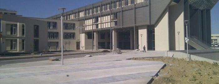 """Çankaya Üniversitesi is one of Kampüs Havasını """"Hisset""""."""