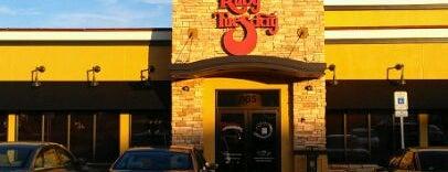Ruby Tuesday is one of Vegan dining in Las Vegas.
