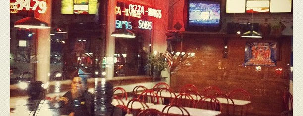 Mario & Salvo's Pizza is one of Tom's Pizza List (Best Places).