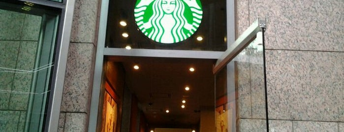 Starbucks is one of Locais curtidos por Angeles.