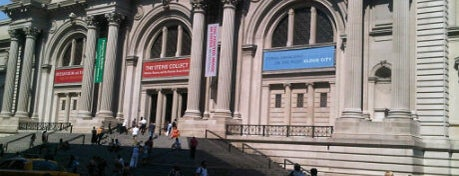 The Metropolitan Museum of Art is one of NYC Family Vacation.