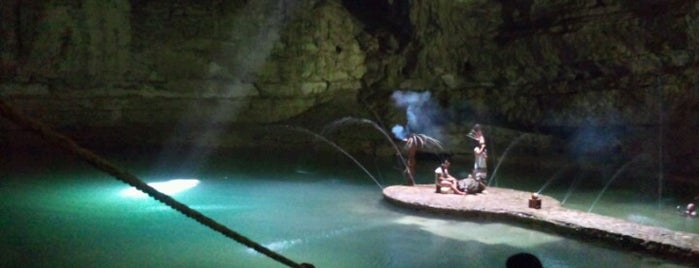 Cenote Suytun is one of Playa Del Carmen.