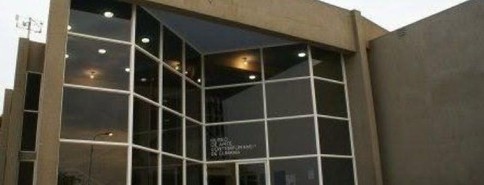 Museo de Arte Contemporáneo is one of Sitios Históricos y Culturales de Cumaná.