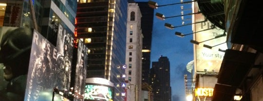 Times Square is one of 416 Tips on 4sqDay Challenge - Dwayne List 1.